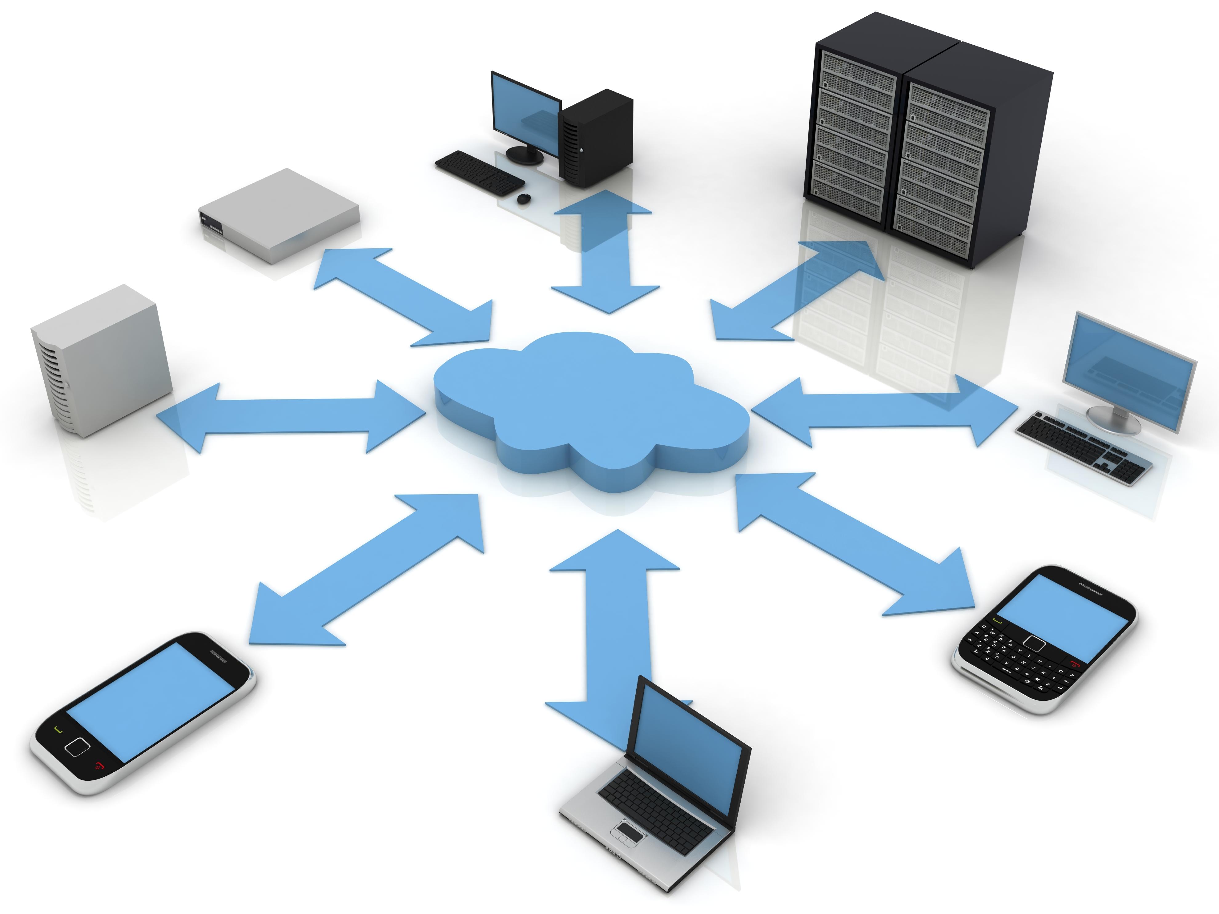 ¿Qué es el hosting cloud?